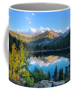 Bear Lake Reflection Coffee Mug