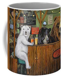 Bear Lodge 28 Coffee Mug