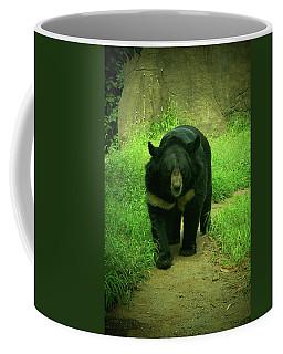 Bear On The Prowl Coffee Mug