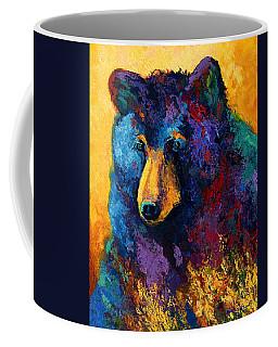 Bear Pause - Black Bear Coffee Mug