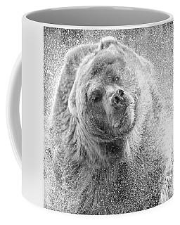 Bear Spin Coffee Mug by Steve McKinzie
