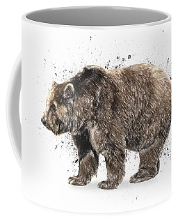 Bear Study Coffee Mug