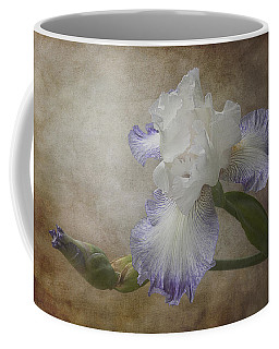 Bearded Iris 'gnuz Spread' Coffee Mug