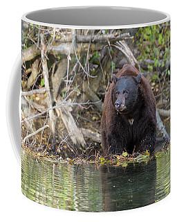 Bearing Down  Coffee Mug