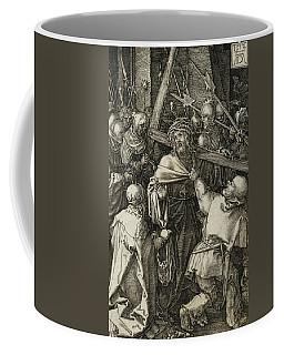 Bearing Of The Cross Coffee Mug