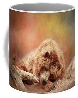 Bearly Asleep Coffee Mug