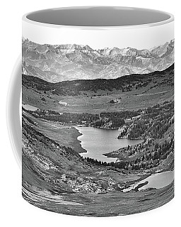 Beartooth Pass Summit Coffee Mug
