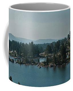 Beartooth Pond At 10,000 Feet Coffee Mug