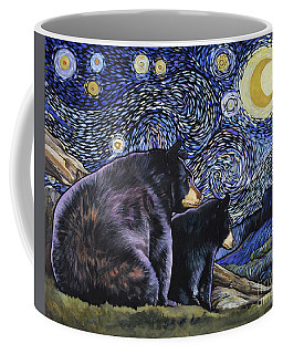 Beary Starry Nights Too Coffee Mug
