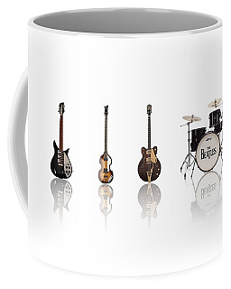 Ringo Starr Beatles Coffee Mugs