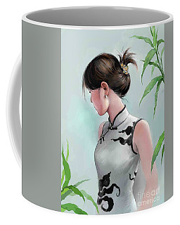 Beatiful Dress Coffee Mug