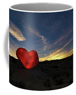 Beating Heart Coffee Mug