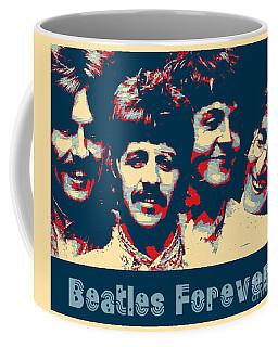 Beatles Forever Coffee Mug