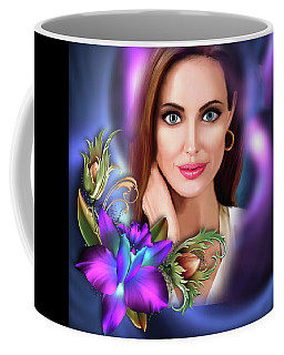 Beautiful Angie Coffee Mug