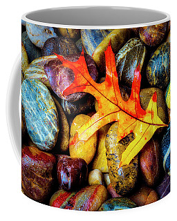 Beautiful Autumn Leaf Coffee Mug