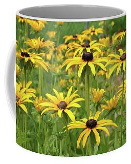 Beautiful Black Eyes Coffee Mug