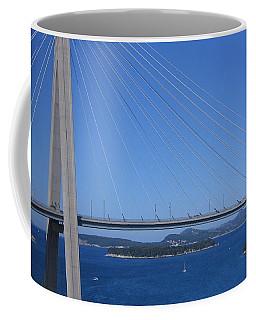 Beautiful Bridge In Dubrovnick Coffee Mug