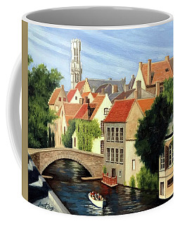 Beautiful Bruges Coffee Mug