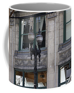 Beautiful Chicago Gothic Grunge Coffee Mug