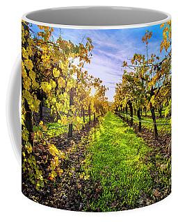 Beautiful Colors On The Vines Coffee Mug