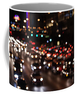 Coffee Mug featuring the photograph Beautiful Congestion by Eric Christopher Jackson