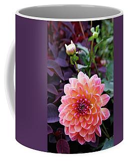 Beautiful Dahlia Coffee Mug