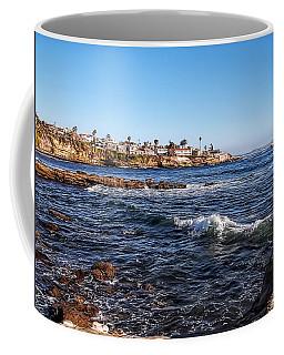 Beautiful Day In La Jolla Coffee Mug