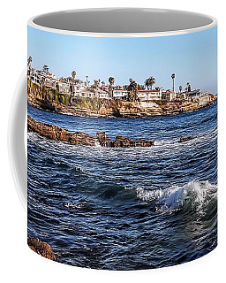 Beautiful Day In La Jolla Coffee Mug by Glenn McCarthy Art and Photography