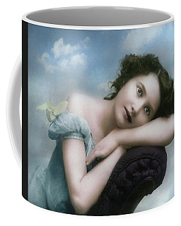 Beautiful Dreamer Coffee Mug by John Rivera