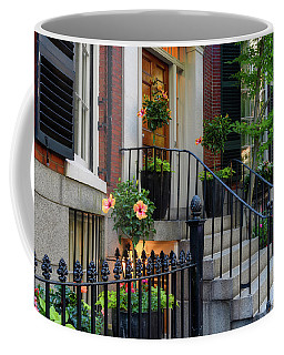 Coffee Mug featuring the photograph Beautiful Entrance by Michael Hubley