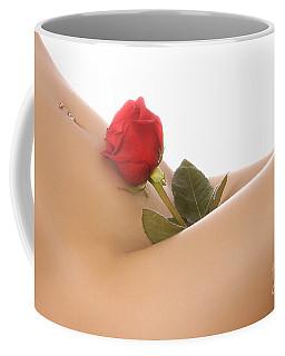 Beautiful Female Body Coffee Mug