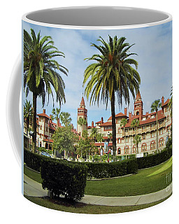 Beautiful Flagler College Coffee Mug