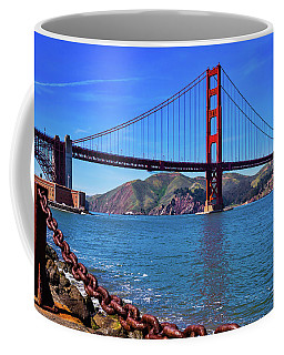Beautiful Golden Gate Bridge Coffee Mug