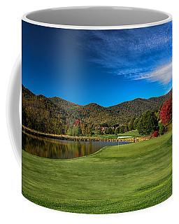 Colorful Golf Coffee Mug