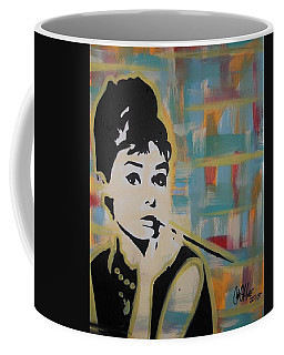 Beautiful Hepburn Coffee Mug