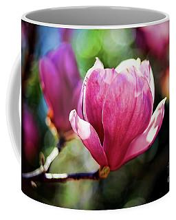 Beautiful In Pink Coffee Mug by Diana Mary Sharpton