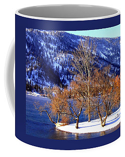Coffee Mug featuring the photograph Beautiful Kaloya Park by Will Borden