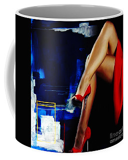 Beautiful Legs 02  Coffee Mug