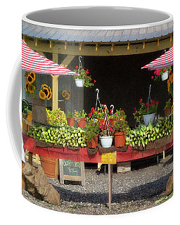 Beautiful Long Island Farm Stand Coffee Mug