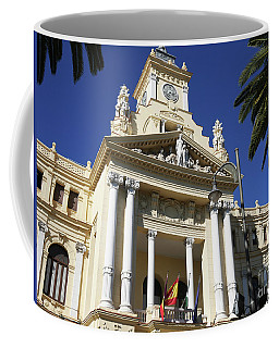 Beautiful Malaga City Hall Coffee Mug