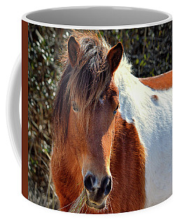 Beautiful Mare Ms. Macky Coffee Mug