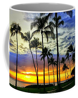 Beautiful Maui Hawaii Sunset Coffee Mug