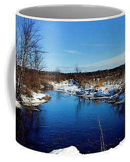 Beautiful Necedah Wildlife Refuge  Coffee Mug