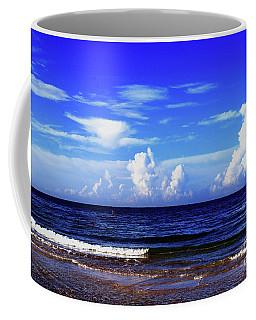 Coffee Mug featuring the photograph Beautiful Ocean View by Gary Wonning