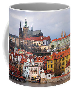 Beautiful Old Prague Coffee Mug