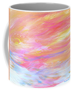 Beautiful Possibilities - Contemporary Art Coffee Mug