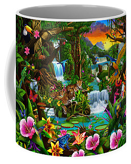 Beautiful Rainforest Coffee Mug