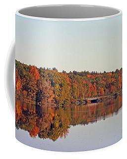 Beautiful Reflections Coffee Mug by Kay Novy