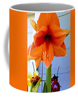 Beautiful Rilona The Amaryllis  Coffee Mug
