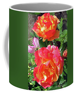 Beautiful Roses Coffee Mug by Cindy Murphy - NightVisions